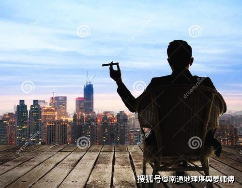 风水师看风水,一个单生男人的风水!