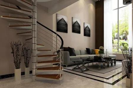 房屋风水丨楼梯的风水禁忌